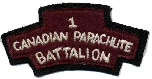 1st Canadian Parachute