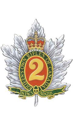 The Queen's Own Rifles of Canada
