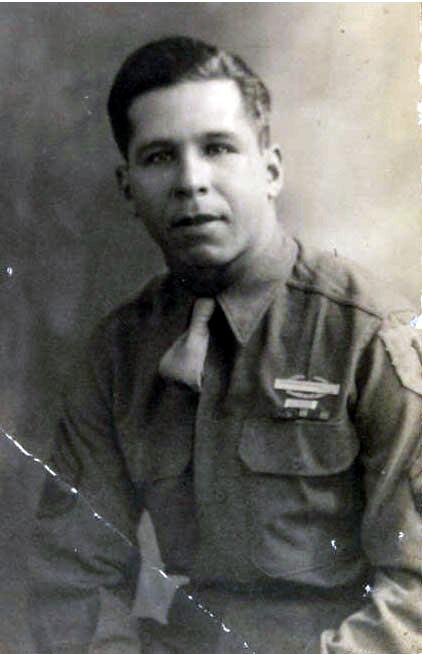 S.SgtEusebioGalvanTakeninEngland1944